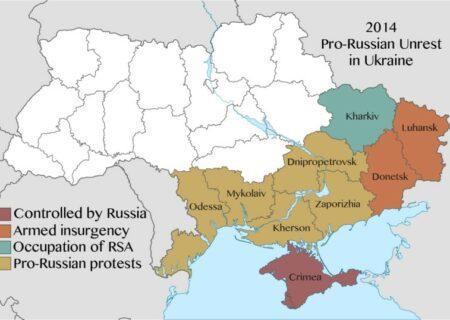 Pro-Russian unrest in Ukraine