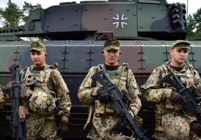 militari germani
