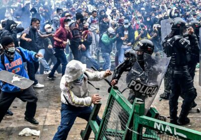 Bogota 28 aprilie 2021