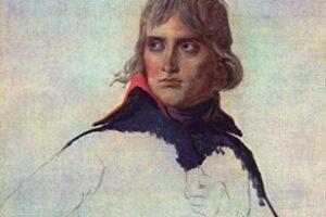 David – portret neterminat al generalului Bonaparte