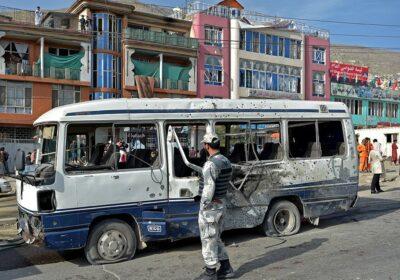 Foto AFP Kabul