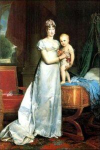 François Gérard – Marie-Louise d'Autriche
