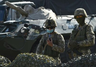 Militari din Kârgâzstan