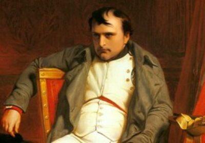 Napoléon la Sfanta Elena