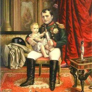Napoleon si fiul
