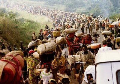 Ruandezi care au scăpat de genocid