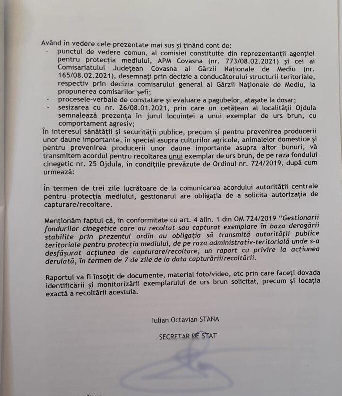 adresa ministerul mediului pag 2
