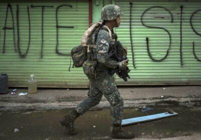 soldat Filipine