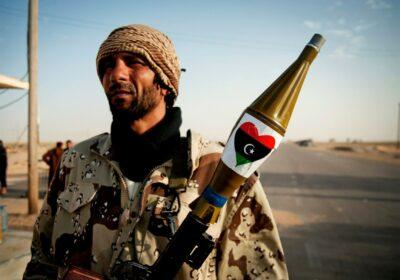 Foto – Libian AFP
