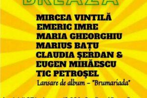 Afișul evenimentului de la Breaza, din 27 iunie, 2021