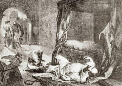 Moartea lui William Cuceritorul