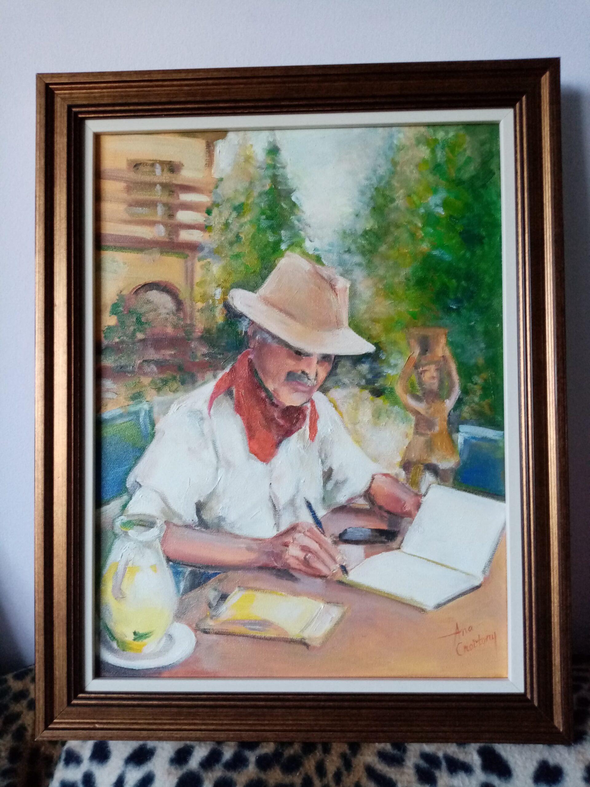 aristo in tablou 1